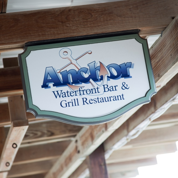 Anchor Waterfront Restaurant